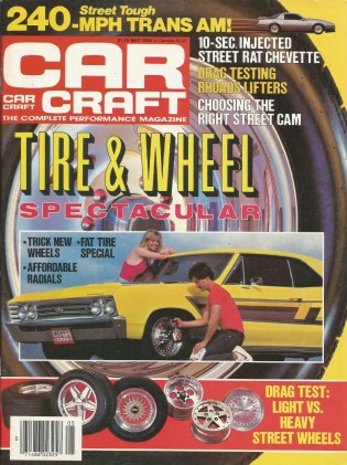 CAR CRAFT 1985 MAY - S/S HEMI, 240mph TRANS AM