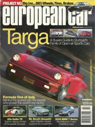 EUROPEAN CAR 2002 FEB -