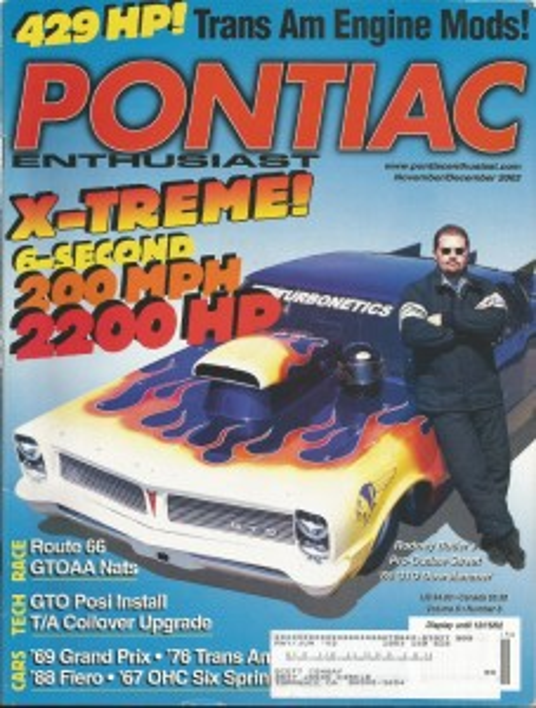 PONTIAC ENTHUSIAST - JIM'S MEGA MAGAZINES