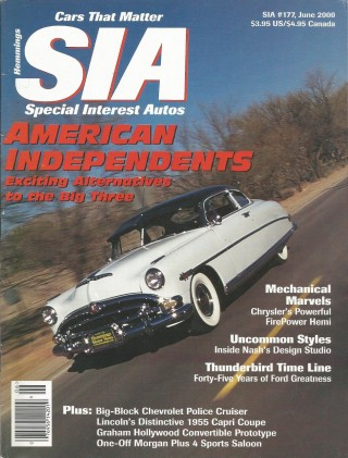 SPECIAL-INTEREST AUTOS 2000 JUNE - COOL INDEPENDENTS