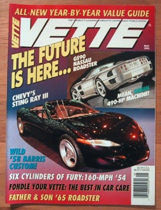 VETTE 1992 MAY - GULDSTRAND GS 90, STING RAY III, BARRI
